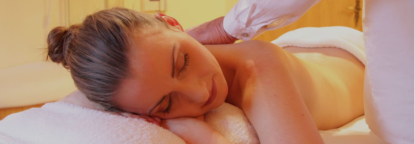 Beneficios da Massagem relaxante